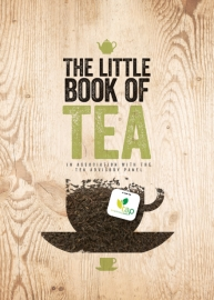 Front cover of The Little Book of Tea - click this image to download a copy for free...